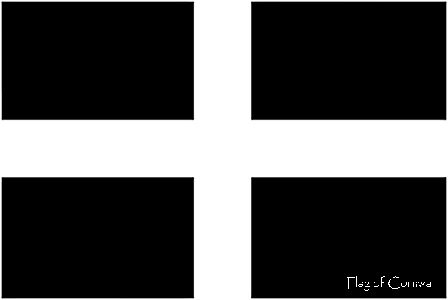 Flag Cornwall